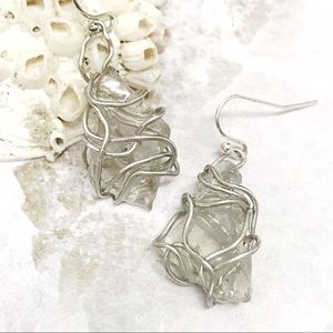 BOGO💫Wrapped Clear Sea Glass